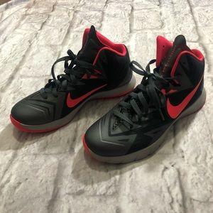Nike Hyperquickness Lunarlon Basketball Shoes